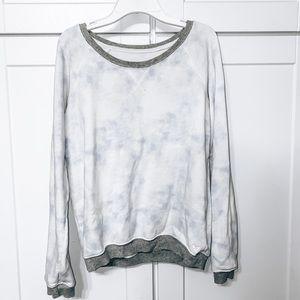 AEO tie dye  pullover